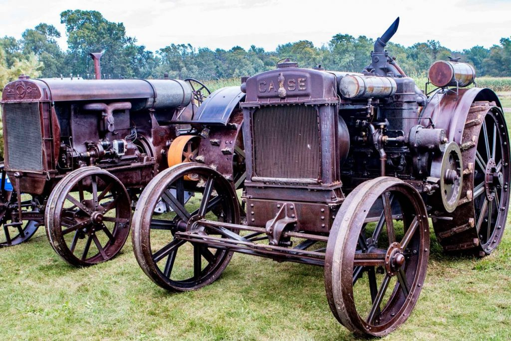 RCSGE Antique Gas Tractors